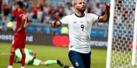 Argentinië klopt Qatar en plaatst zich alsnog voor kwartfinales Copa América