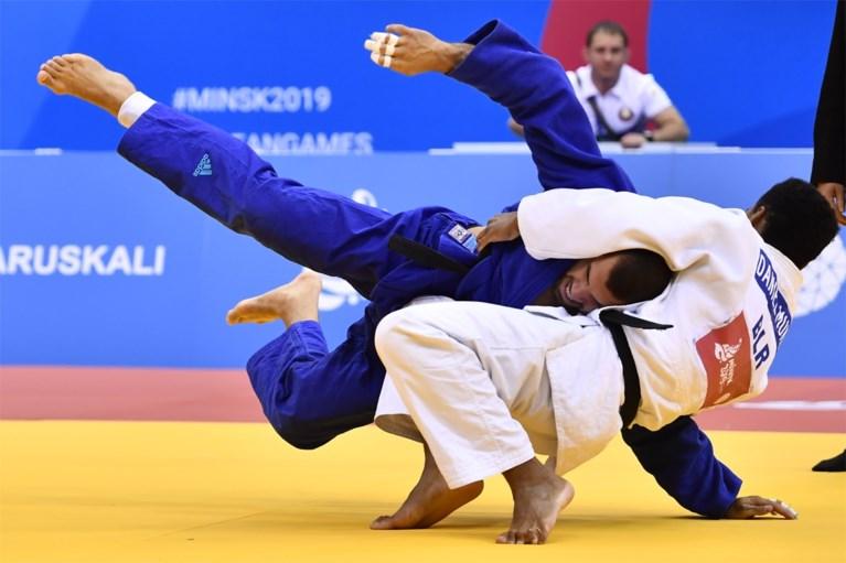 Titelverdediger Nikiforov uitgeschakeld in herkansingen op EK judo