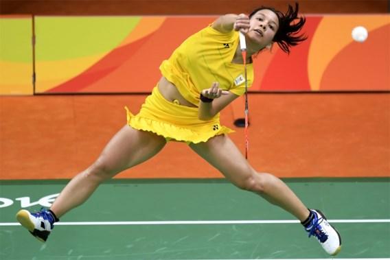 Badminton-speelster Lianne Tan verliest eerste groepsmatch