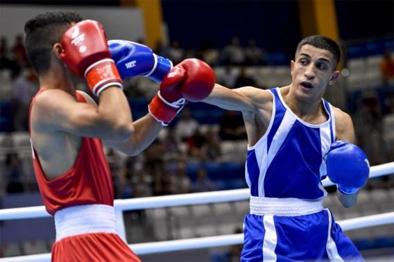 Bokser Vasile Usturoi uitgeschakeld in achtste finales op de Europese Spelen