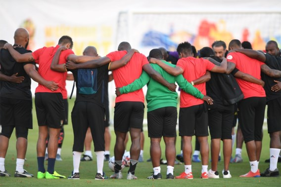 Kameroener Joël Tagueu verlaat Afrika Cup wegens hartafwijking