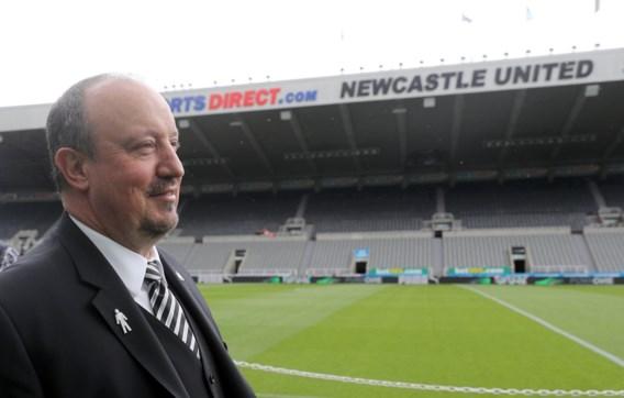 Spaans coach Rafa Benitez verlaat Newcastle