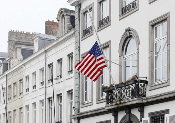 Bekeerling viseerde Amerikaanse ambassade