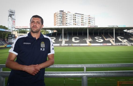"""Belhocine van assistent bij Anderlecht naar hoofdcoach bij Charleroi: """"Vertrouwen niet beschamen"""""""