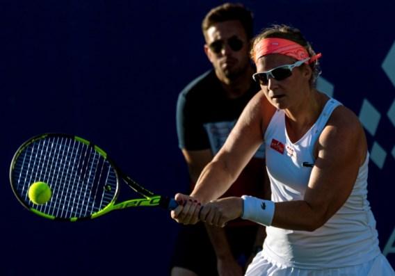 Ysaline Bonaventure, Yanina Wickmayer en Greet Minnen naar tweede kwalificatieronde op Wimbledon