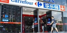 Waarom Carrefour de tanden stukbijt op China