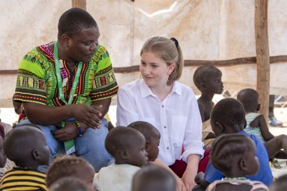 'Prinses Elisabeth heeft de sociale intelligentie van haar moeder geërfd'