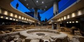Het Akropolismuseum viert zijn tiende verjaardag met een uitbreiding