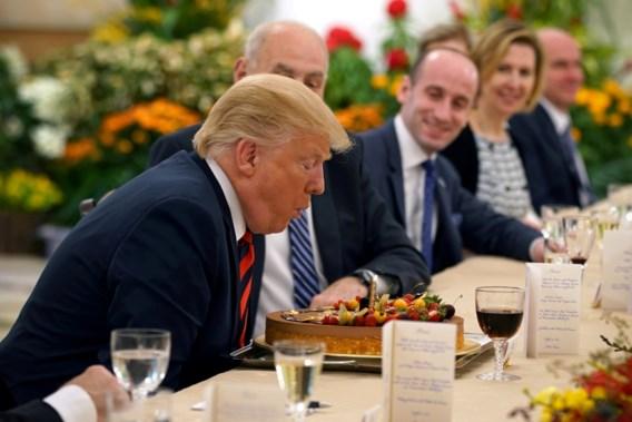Kim Jong-un stuurt 'erg vriendelijke' verjaardagswensen naar Trump