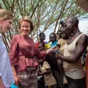 Prinses Elisabeth bezoekt vluchtelingenkamp op eerste officiële missie