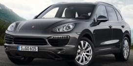 Porsche roept wagens terug wegens wegrolgevaar