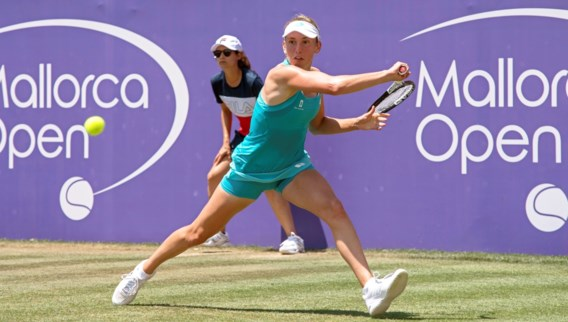 Elise Mertens klopt in Eastbourne Roland Garros-finaliste Vondrousova (maar maakt het zelf nog spannend)