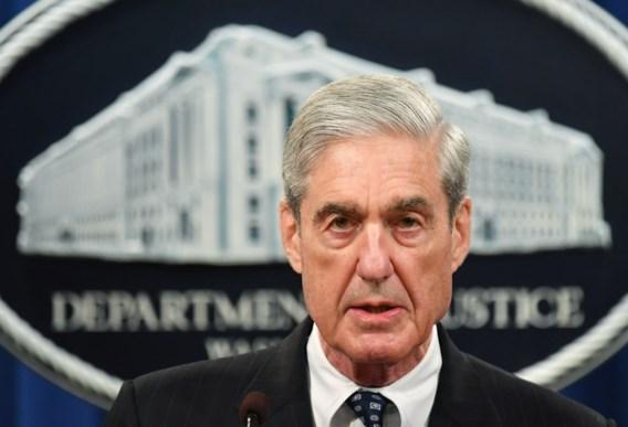'Robert Mueller getuigt op 17 juli in Congres'