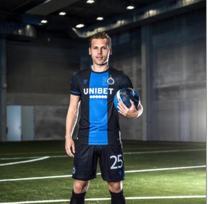 Nieuwe shirtsponsor Club Brugge is een gokbedrijf