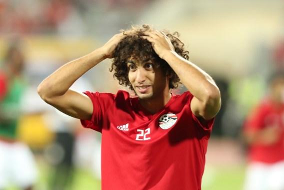 Egypte zet speler uit selectie voor Africa Cup omdat hij vrouwen lastig viel via sociale media