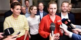 Mette Frederiksen nieuwe premier van Denemarken