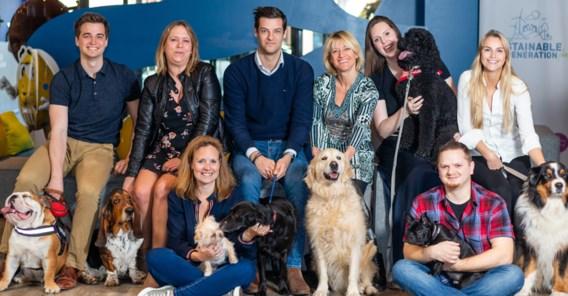 Breng je hond mee naar kantoor: een tien voor sfeer en gezelligheid