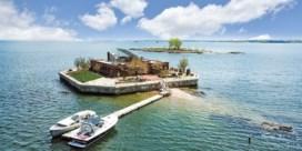 Te koop: eiland met zicht op New York City