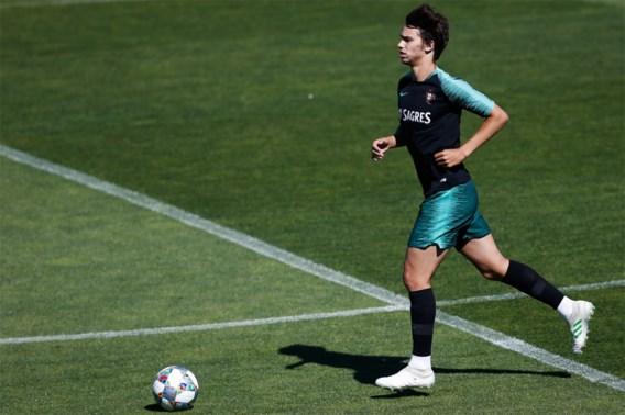 Atletico Madrid biedt 126 miljoen voor Benfica-toptalent Joao Félix