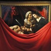 Caravaggio al weg vóór veiling