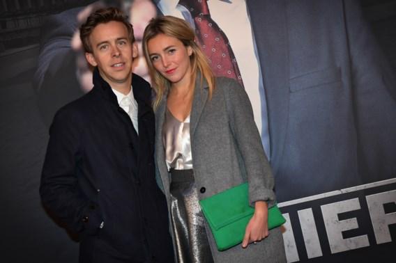 Jonas Van Geel en Evelien Bosmans verwelkomen zoontje