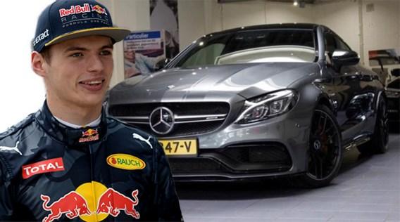 Max Verstappen verkoopt zijn exclusieve Mercedes AMG