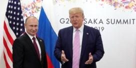 Trump 'waarschuwt' Poetin voor inmenging bij de presidentsverkiezingen