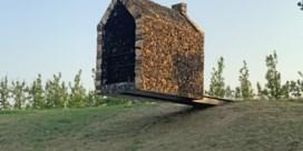 Na het doorkijkkerkje, de zwevende kapel