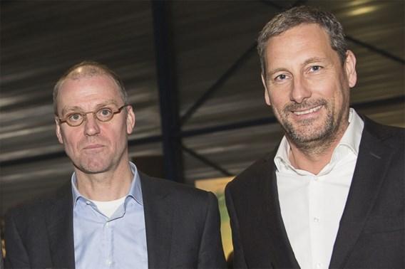 Vlaams ereteken voor Studio 100-bazen Verhulst en Bourlon