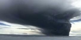 Grootschalige evacuatie door vulkaanuitbarsting in Papoea-Nieuw-Guinea