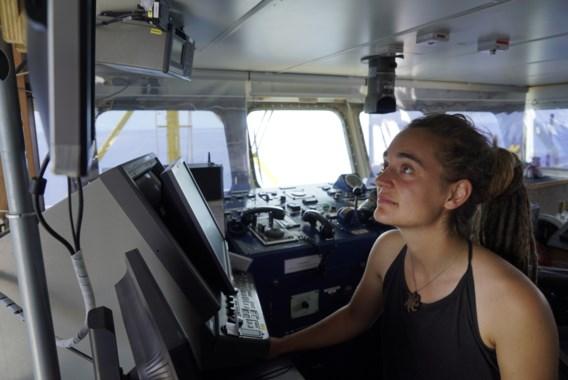 Diplomatieke rel tussen Duitsland en Italië na arrestatie kapitein migrantenboot