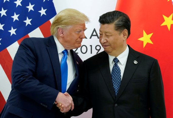 'Wapenstilstand' in handelsoorlog tussen VS en China