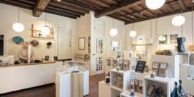Museumshop Bokrijk in vintage kleedje