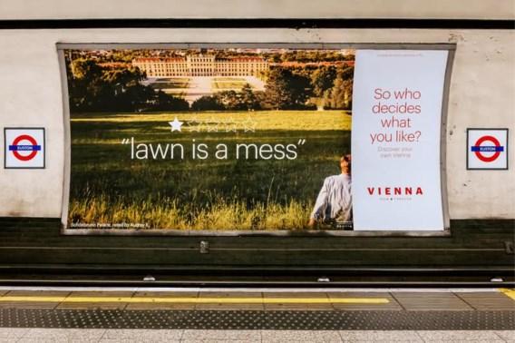 Wenen lokt toeristen met negatieve recensies
