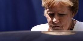 EVP laat Merkel vallen en schiet Timmermans af