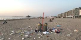 Eerste zomerweekend en kust blijft achter als stort: 'Dit is dweilen met de kraan open'