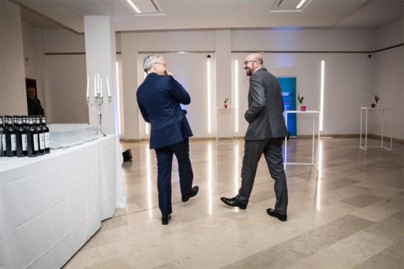 Dan toch topjob voor Didier Reynders nu Charles Michel naar Europa gaat?