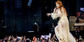 Florence Welch over eetstoornis en verslaving: 'Ik wilde geen lid worden van Club 27'