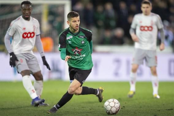 Adrien Bongiovanni speelt ook volgend seizoen voor Cercle Brugge