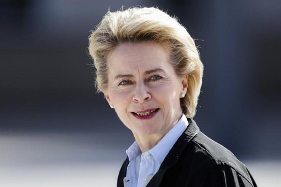 Hoe Ursula von der Leyen verrassend werd gelanceerd als opvolgster van Juncker