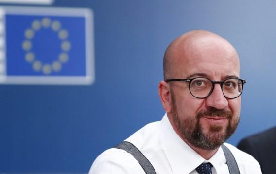 Heel Europa feliciteert Charles Michel, behalve Waalse collega's
