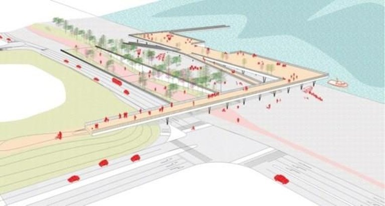 Rivierloodsen betwijfelen haalbaarheid nieuwe fietsbrug over Schelde