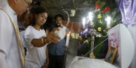 Driejarige Myka wordt symbool voor slachtoffers van gewelddadig Filipijns drugsbeleid