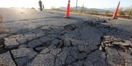 Zware aardbeving treft Californië