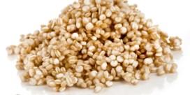 Een hoger prijskaartje voor uw quinoaslaatje