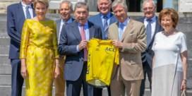 """Eddy Merckx: """"Ik ben echt geëmotioneerd door deze koninklijke ontvangst"""""""