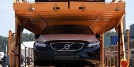 Volvo's gaan voortaan per trein naar China