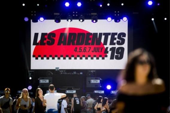Politie annuleert optreden op Les Ardentes