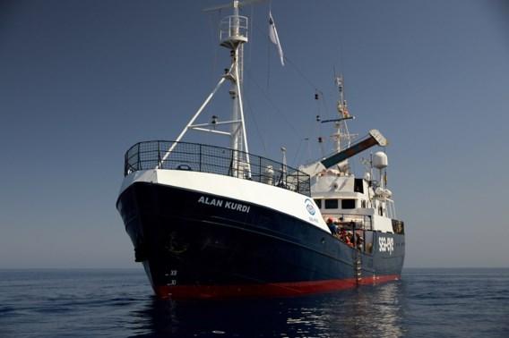 Duitsland wil deel migranten aan boord reddingsschepen opvangen