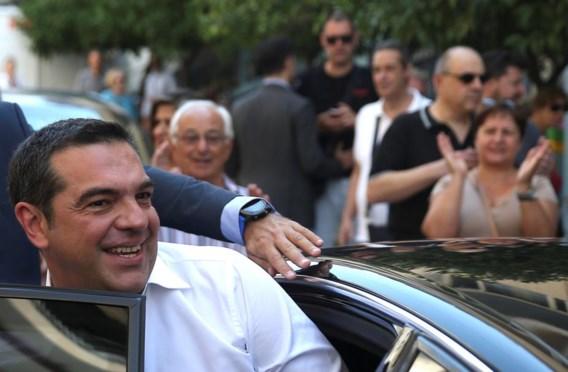 Tsipras geeft nederlaag toe in Griekse verkiezingen